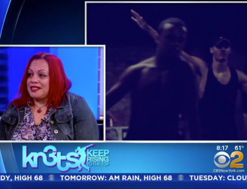 CBS New York – Kr3ts Dance Troupe Grooving For A Good Cause